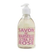 La Compagnie de Provence - Petite Liquid Marseille Soap 300ml - Wild Rose by La Compagnie de Provence