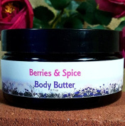 Berries & Spice Body Butter - 240ml