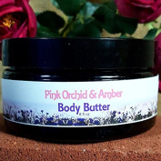 Pink Orchid & Amber Body Butter - 240ml