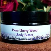 Plum Cherry Wood Body Butter - 240ml