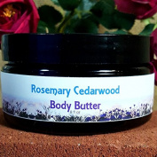 Rosemary Cedarwood* Body Butter - 240ml