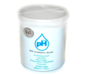 pH Balance Hot Slimming Cream for Professional Use Only