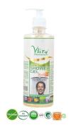 Vitro Naturals Aloe Shower Gel - 500 ml