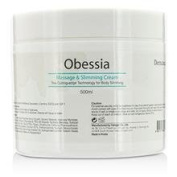 Dermaheal Obessia Massage & Slimming Cream 500Ml/16.7Oz