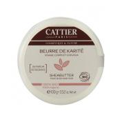 Cattier Shea Butter 100% Organic 100gr