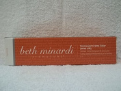 Beth Minardi Permanent Cream Colour 60 Ml/2 Fl Oz (6RC Red Carpet Red) by Beth Minardi