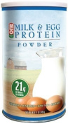 MLO Milk And Egg Protein Powder 470ml ( Multi-Pack) by MLO
