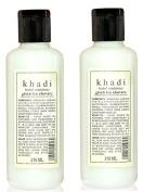 Khadi Natural Herbal Greentea And Aloevera Hair Conditioner, 210ml