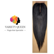 Variety Queen Unprocessed Brazilian Virgin Remy Human Hair Weave Straight Lace Closure