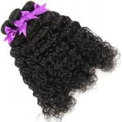Hotbaby Hair Indian Water Wave 3 Bundles Virgin Human Hair Natural Colour Virgin Indian Hair Water Wave Hair