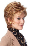 SmartFactory Short Natural Scalp Wig For Hair Making