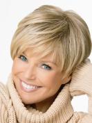 SmartFactory Golden Blonde European Brazilian Human Hair Wig for Women