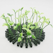 Cuhair(tm) Love Manga 1000pcs Bean Sprout Flower Grass Plant Fruit Design Hair Clip Pin Barrettes claw Accessories