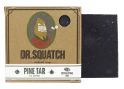 Dr. Squatch - Pine Tar Soap - Mens Soap with Woodsy Scent, 150ml