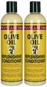 Organic Root Stimulator Olive Oil Replenisher, 360ml, 2 pk