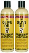 Organic Root Stimulator Olive Oil Replenisher, 360ml, 2 pk