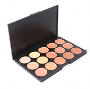 Professional 15 Colours Concealer Camouflage Makeup Palette Face Contouring Kit
