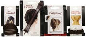 Tonytail The Puffy Pony, Medium Brown by The Tonytail Company