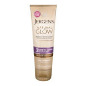 Jergens Natural Glow 3 Days To Glow Daily Moisturiser Fair to Medium Skin Tones, 120ml by Jergens