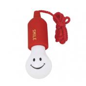 Smile Lamp Kids Light (Red)