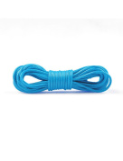 FreshHear Pack of 1 for 5m Korea Waxed Cotton Cord Size 2x2mm Colour Sky Blue