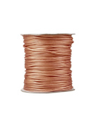 FreshHear Pack of 1 for 80m Korea Waxed Cotton Cord Colour Champagne Size 2x2mm