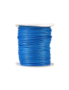 FreshHear Pack of 1 for 80m Korea Waxed Cotton Cord Colour Royal Blue Size 2x2mm