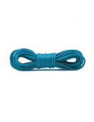 FreshHear Pack of 1 for 5m Korea Waxed Cotton Cord Size 2x2mm Colour Lake Blue