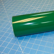 30cm x 3m Roll of Glossy Oracal 651 Forest Green Vinyl for Craft Cutters and Vinyl Sign Cutters