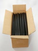 GlueSticksDirect Black Coloured Glue Sticks 1.1cm X 25cm 2.3kg