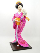 "Japanese Doll - Geisha - 30cm/11.8"" tall - Asian Doll - GD049"