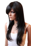 PRETTYSHOP Lady Wig Long Hair Full Cosplay Party show Straigh Heat-Resistant FZ505 Colour Variation