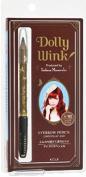 DOLLY WINK Koji Eyebrow Pencil, 02 Chocolat Ash, 0.2kg