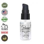 Intense Hydrating 100% Pure Hyaluronic Acid Serum for Face and Oily Skin - 30ml 1oz