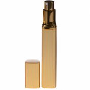 Satin-finish Surface Metalic Bottle Empty Perfume Atomizer Spray 12ml for Purse or Travel Refillable/ Fragrance Refilable Sprayer/ Perfume Bottle/ Perfume Refilable Sprayer/ Fragrance Empty Bottle