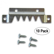 Super Heavy Duty Mega Sawtooth Hanger with Screws