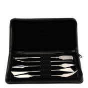 Himine Stainless Steel Wax Clay Carving Sculpture Tools Set