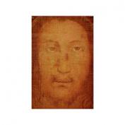 Jesus Holy Face Shroud 100 % Manoppello Linen Cloth Fabric