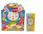 Easter Gift Bag & Tissue Paper Set
