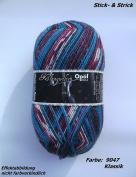Opal Yarn, Klangwelten (Soundscape) 4-Ply Sock Yarn - 9047 Kassik