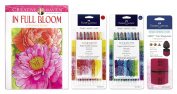 Adult Colouring Crayon Collection
