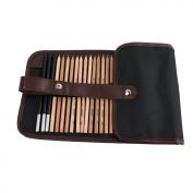 DIAOSnx® Fine Art Charcoal Sketch Pencil Paper Pen Drawing set Kits
