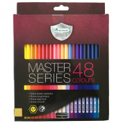 Master Art Master Series 48 Colour 48 Pencils