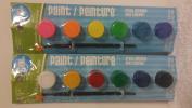 set of 2 paint kits