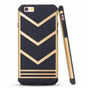 ABC® Ultra Slim Anti-slip Shockproof Armour Case for iPhone 6 6S 12cm
