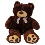 Big Brown 60cm Inches Large Over Sized Soft Plush Teddy Bear Stuffed Animal