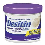 Desitin Nappy Rash Paste, Maximum Strength Original Paste 470ml (454 g) package of 3