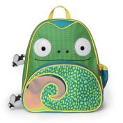 Skip Hop Zoo Little Kid Backpack, Chameleon