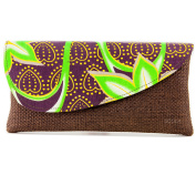 Scola Handbag Clutch Purse Handmade | Fashionably Designed For all Occasion | Envelop Slim Style