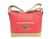 Tignanello Artisan Revival Cross Body Strawberry/Dune T610505A
